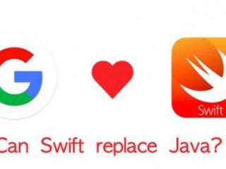 Google envisage d'adopter Swift, le langage de programmation d'Apple, pour Android - Blog du Modérateur