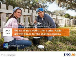 European sharing economy to grow by a third in the next 12 months