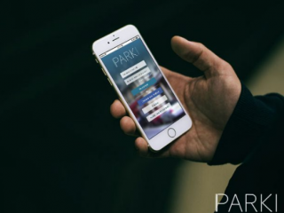 Parki, une application moderne et intuitive